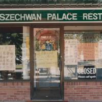 Schechwan [Szechwan] Palace Restaurant in Cathay Plaza