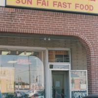 Sun Fai Fast Food in the Glen Watford Plaza.